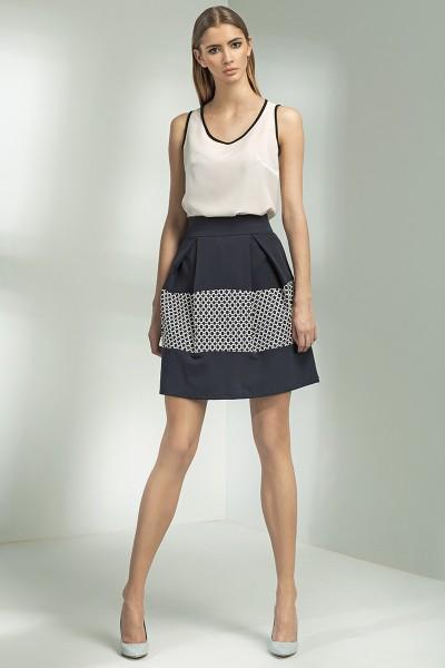 Dámská sukně Nife Sp20 granát