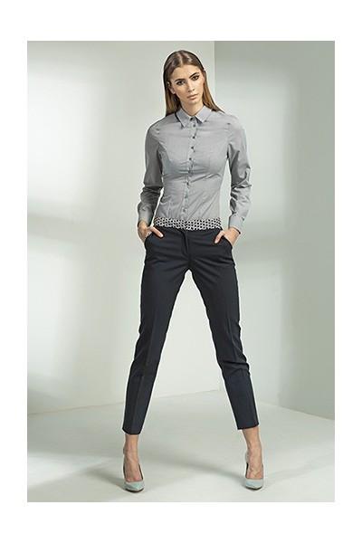 Dámské kalhoty Nife Sd 13 - granát
