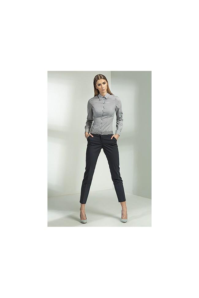 Dámské kalhoty Nife Sd 13 - vzorované