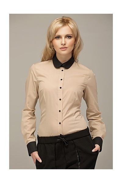 Dámská košile Alore al02  béžová