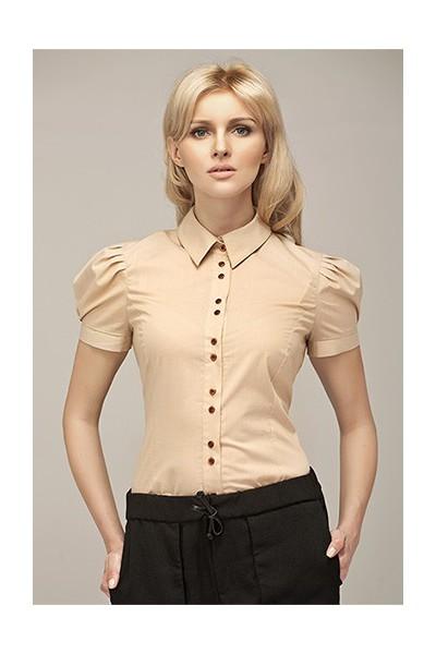 Dámská košile Alore al11  béžová