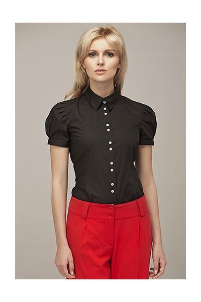 Dámská košile Alore al11  černá