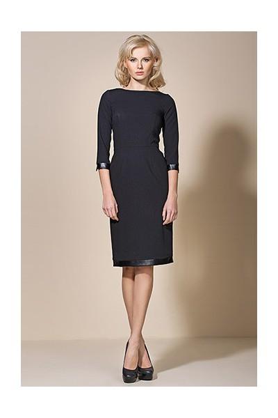 Dámské šaty Alore al03 černá