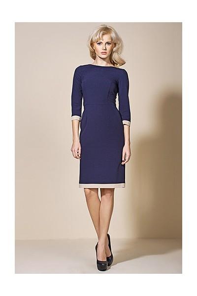 Dámské šaty Alore al03 granát