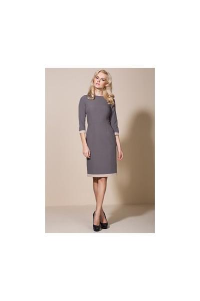 Dámské šaty Alore al03 mocca