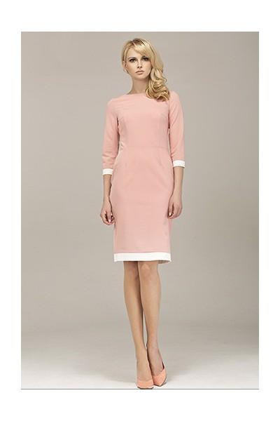 Dámské šaty Alore al03 růžová