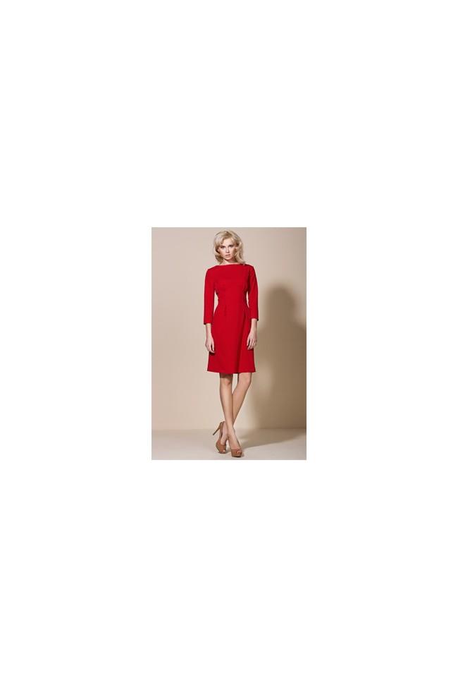Dámské šaty Alore al05 červená