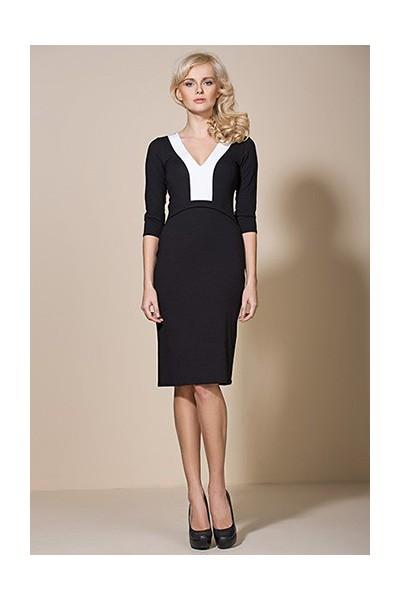 Dámské šaty Alore al06 černá