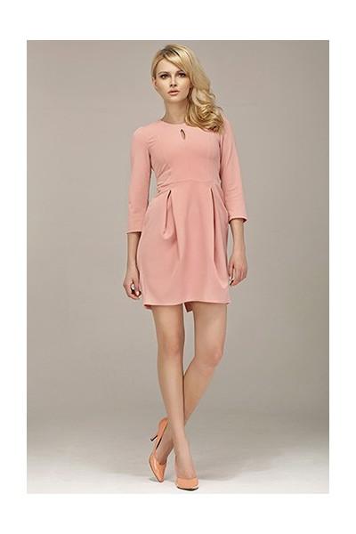 Dámské šaty Alore al12 růžová