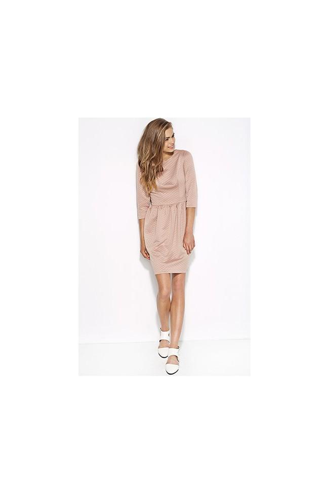 Dámské šaty Alore al19 růžová