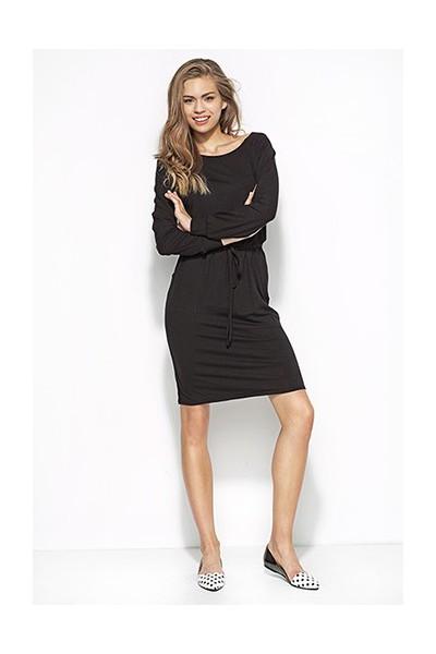 Dámské šaty Alore al24 černá