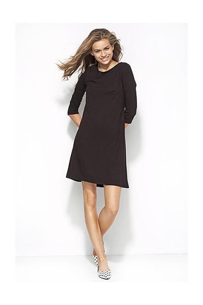 Dámské šaty Alore al25 černé