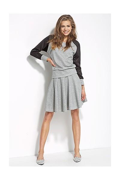 Dámská sukně Alore al17 šedá