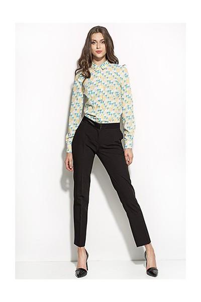 Dámské kalhoty Nife Sd 16 - černé