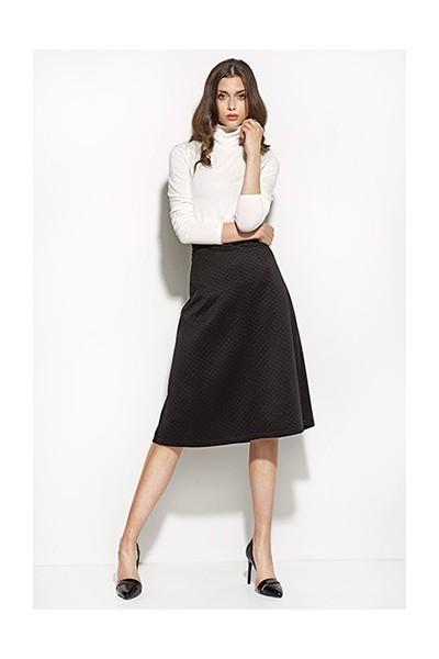 Dámská sukně Nife Sp25 černá