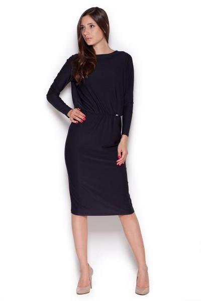 Dámské šaty Figl  M 326 černé