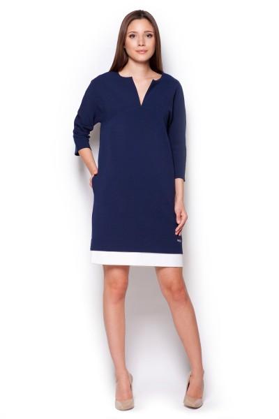 Dámské šaty Figl  M 333 granát