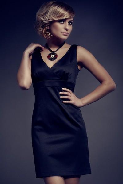 Dámské šaty Figl 51 černé