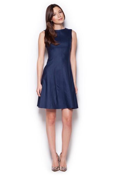 Dámské šaty Figl  M 342 granát