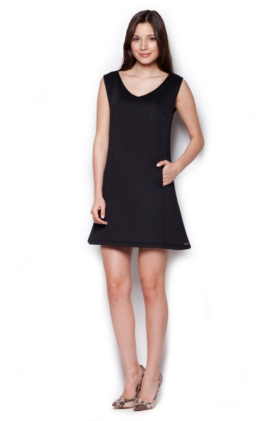 Dámské šaty Figl  M 349 černé
