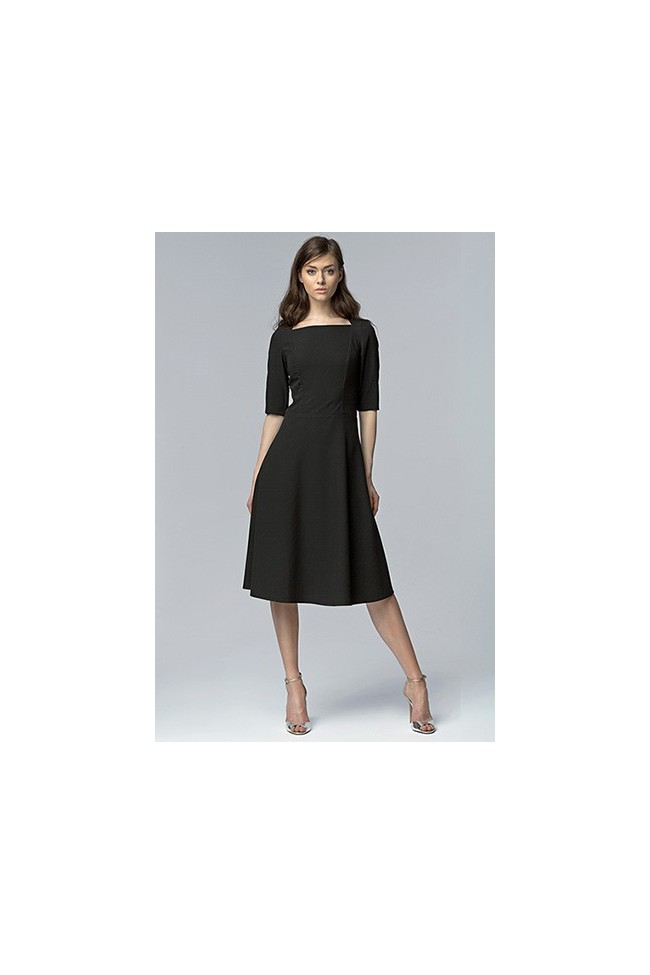 Dámské šaty Nife S63 černé