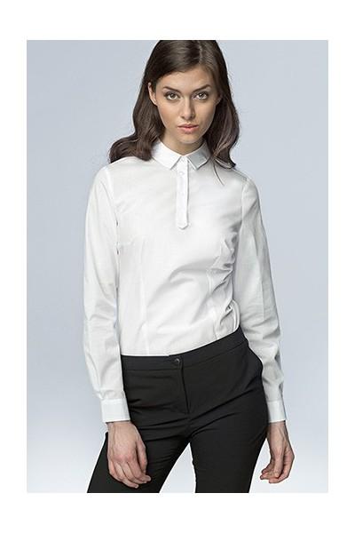 Dámská košile Nife K 46-ecru