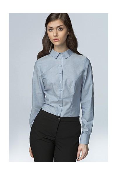 Dámská košile Nife K 43-modrá