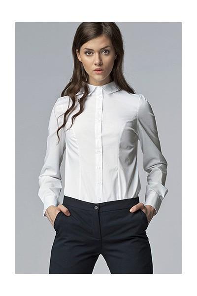Dámská košile Nife K 43-ecru