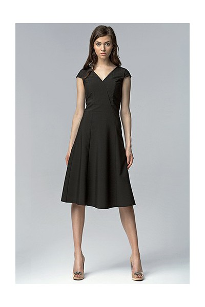 Dámské šaty Nife S 60 černé