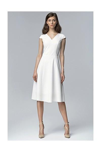 Dámské šaty Nife S 60 ecru