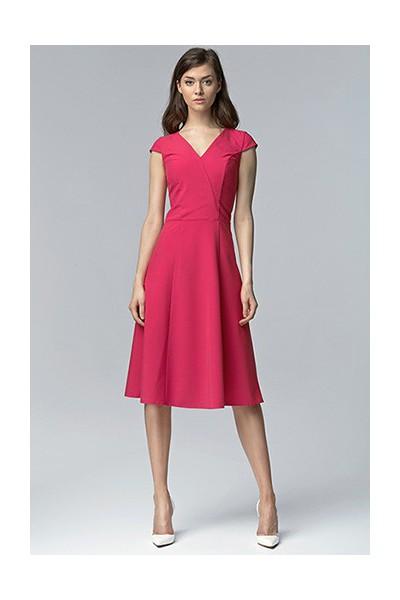 Dámské šaty Nife S 60 růžová