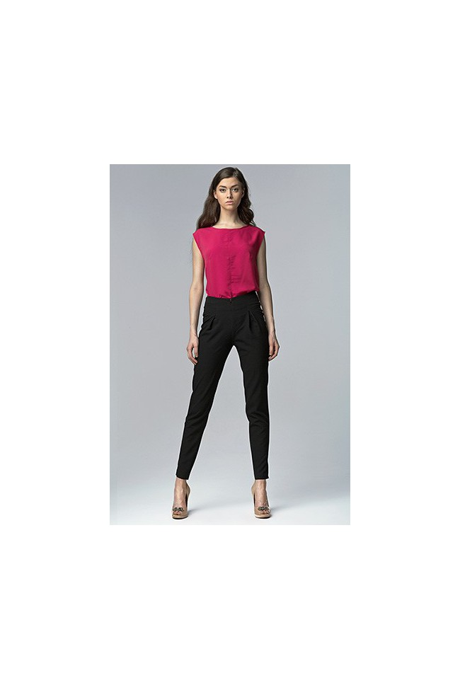 Dámské kalhoty Nife Sd 17 - černé