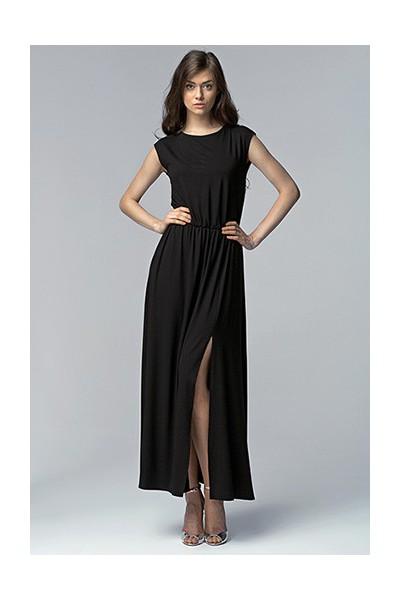 Dámské šaty Nife S61 černé