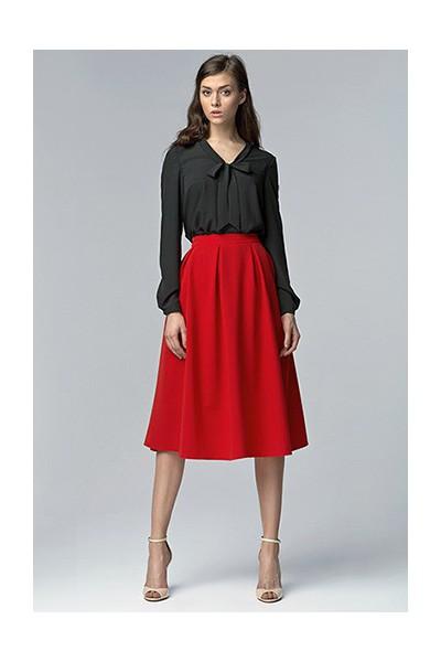 Dámská sukně Nife Sp27 červená