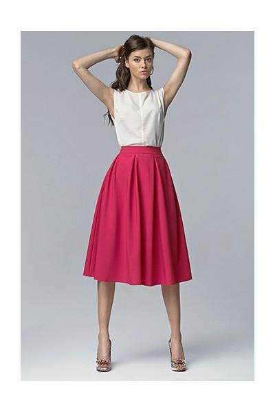 Dámská sukně Nife Sp27 růžová