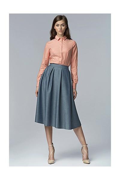 Dámská sukně Nife Sp27 modrá