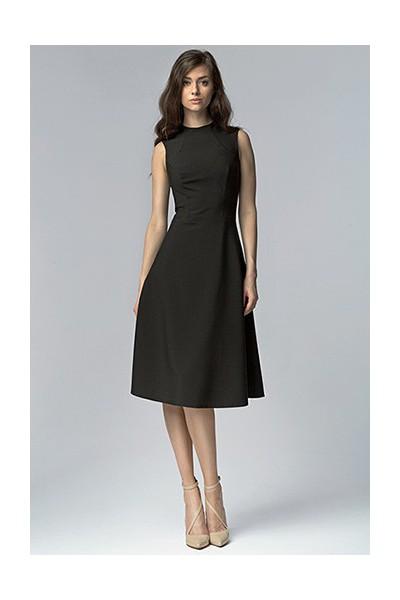 Dámské šaty Nife S62 černá