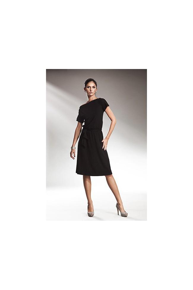 Dámské šaty Nife S13 černé