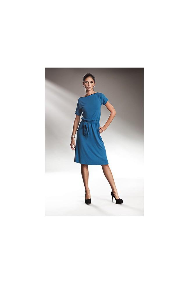 Dámské šaty Nife S13 modré