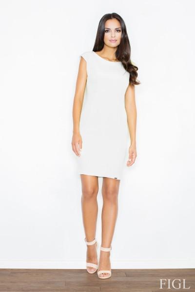 Dámské šaty Figl  M 378 ecru