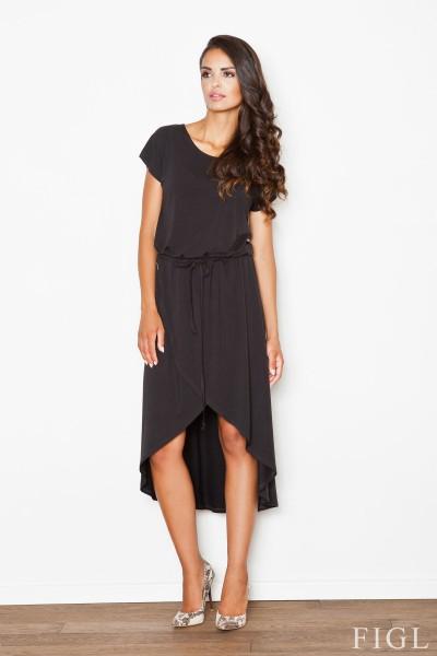 Dámské šaty Figl  M 394 černé