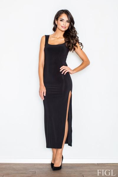 Dámské šaty Figl  M 425 černé