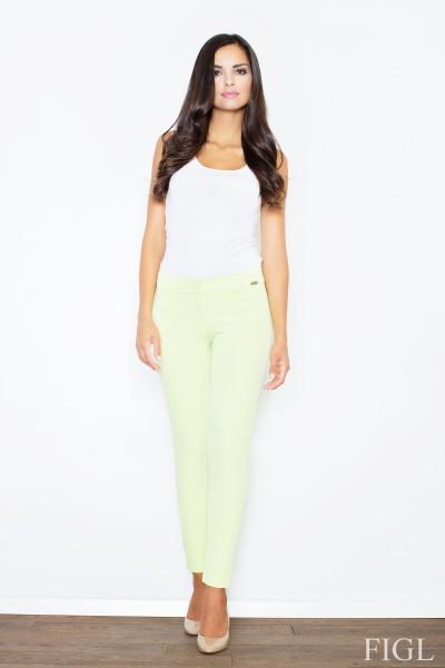 Dámské kalhoty Figl M377 zelená