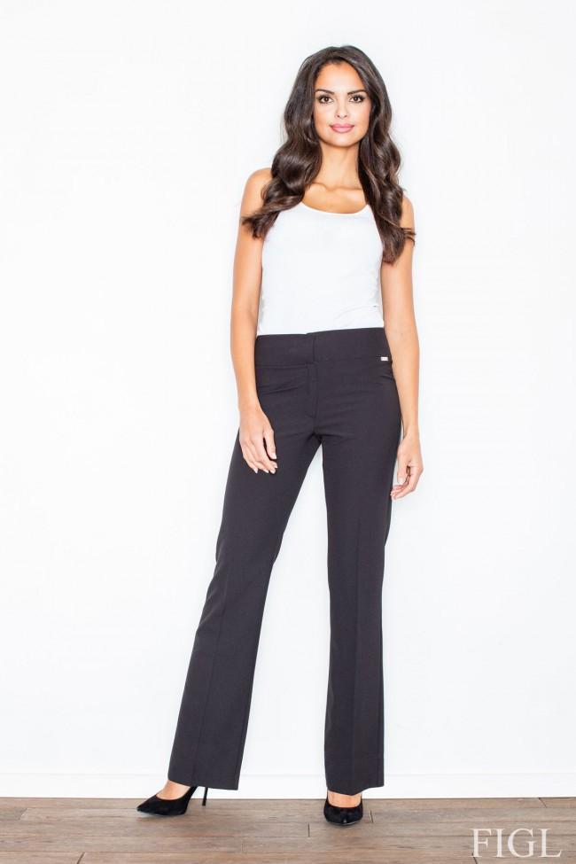 Dámské kalhoty Figl M 420 černé
