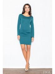 Dámské šaty Figl  M416  zelená