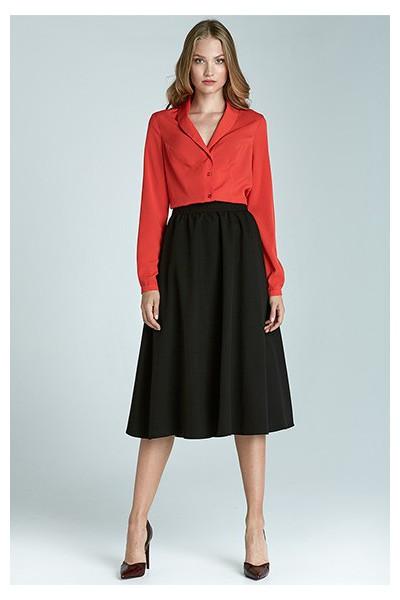 Dámská sukně Nife Sp28 černá