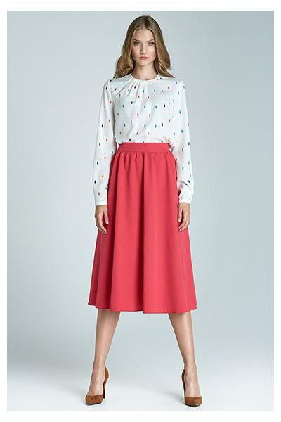 Dámská sukně Nife Sp28 fuksie