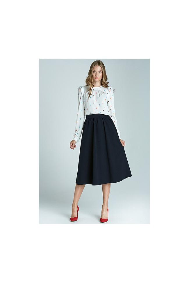 Dámská sukně Nife Sp28 granát