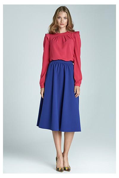 Dámská sukně Nife Sp28 modrá