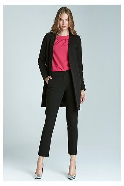 Dámské kalhoty Nife Sd22 - černé